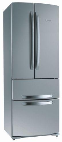 Chladnička kombinovaná 4D X/HA