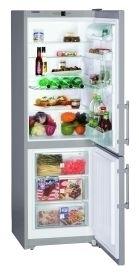 Chladnička kombinovaná CUesf 35030