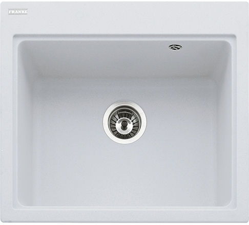 KSG 238 bílá led