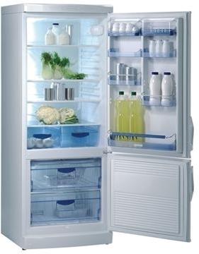 Kombinovaná chladnička RK 6285 W