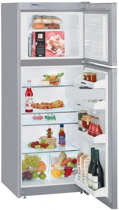 Chladnička kombinovaná CTesf 2441