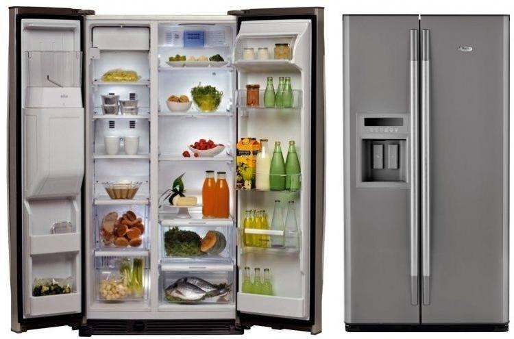 Chladnička kombinovaná WSC5533 A+X