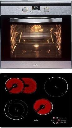 AKCE - Set 2 se sklokeramickou deskou 1 AKCE