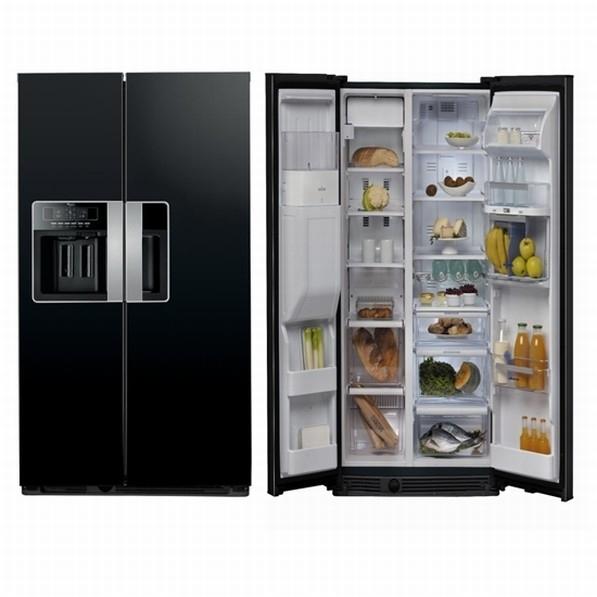 Americká chladnička WSG 5556 A+M