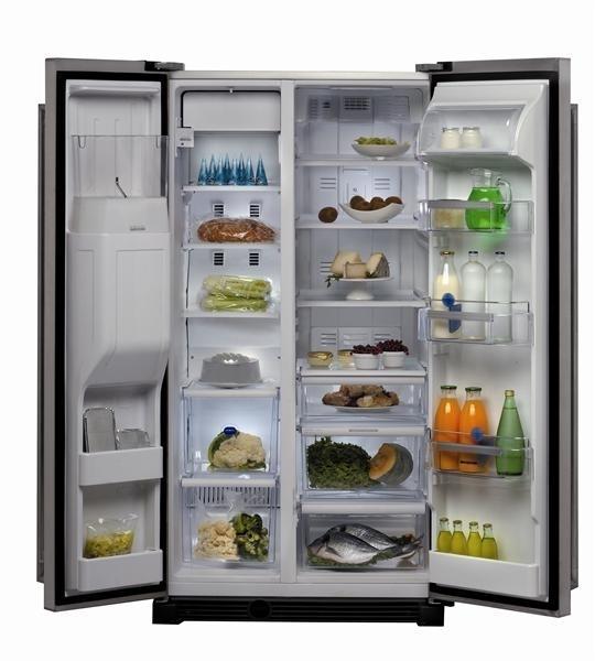 Americká chladnička WSF 5556 A+X