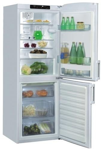 Chladnička kombinovaná WBE3022 NFW