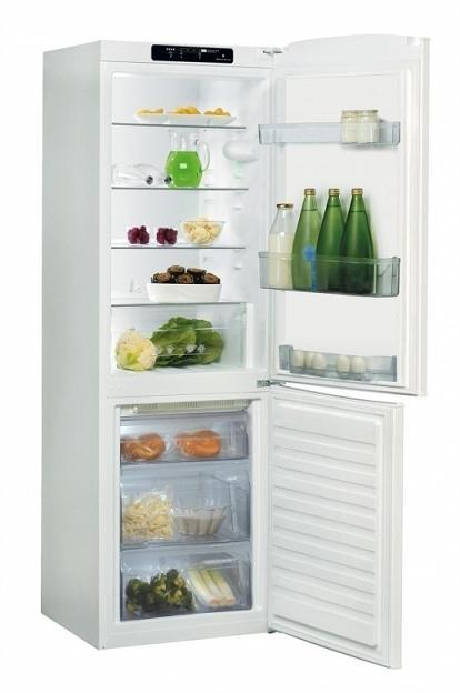 Chladnička kombinovaná WBE3321 NFW