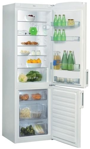 Chladnička kombinovaná WBE 3712 A+W