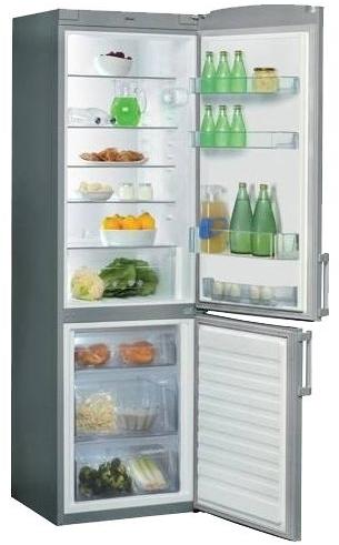 Chladnička kombinovaná WBE3712 A+X