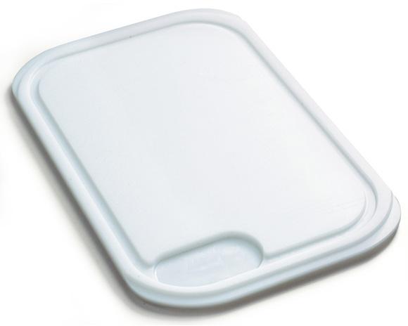 deska MOX/MON bílý plast 112.0008.437