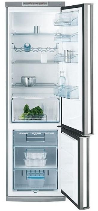 Chladnička kombinovaná SANTO 80408 KG