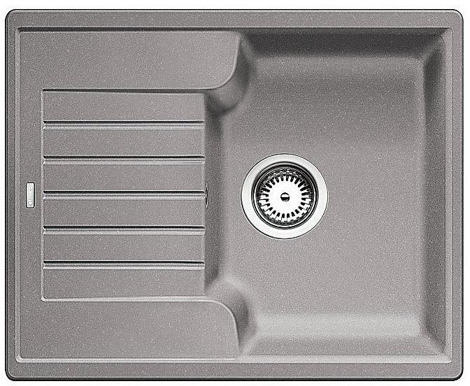 Zia 40 S aluminium SILGRANIT® PuraDur® II bez excentru (516919)