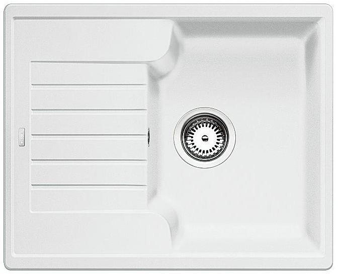 Zia 40 S bílý SILGRANIT® PuraDur® II bez excentru (516922)
