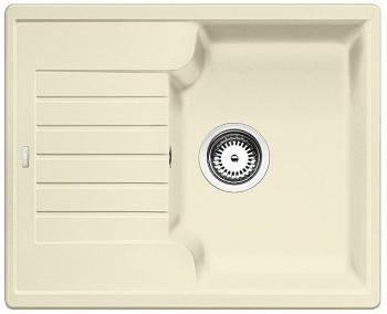 Blanco Zia 40 S jasmín SILGRANIT® PuraDur® II bez excentru (516923)
