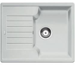 Zia 40 S světle šedý SILGRANIT® PuraDur® II bez excentru (516921)