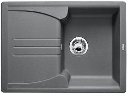 Enos 40 S aluminium SILGRANIT® PuraDur® II bez excentru - 513800