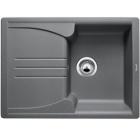 Blanco Enos 40 S aluminium SILGRANIT® PuraDur® II bez excentru - 513800