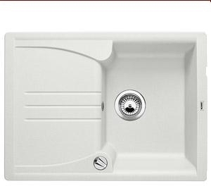 Enos 40 S bílý SILGRANIT® PuraDur® II s excentrem - 513787
