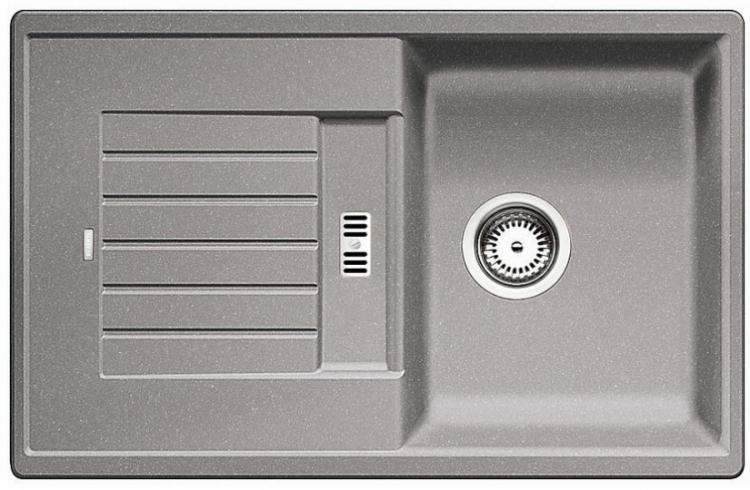 Zia 45 S aluminium SILGRANIT® PuraDur® II bez excentru (514725)