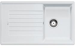Zia 45 SL bílý SILGRANIT® PuraDur® II bez excentru (516740)