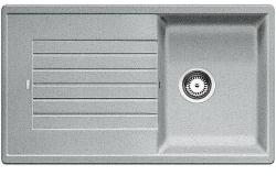 ZIA 45 SL šedý - Kuchyňský dřez (516747)