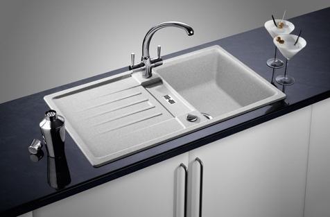 Lexa 45 S aluminium SILGRANIT® PuraDur® II bez excentru - 514661