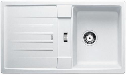 Lexa 45 S bílý SILGRANIT® PuraDur® II bez excentru - 514662