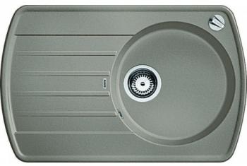 Rondoval 45 S aluminium SILGRANIT® PuraDur® II bez excentru - 515763