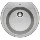 Blanco Rondoval 45 aluminium SILGRANIT® PuraDur® II bez excentru - 515670