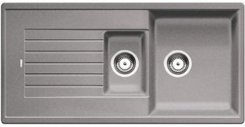 Blanco Zia 6 S aluminium SILGRANIT® PuraDur® II bez excentru (514741)