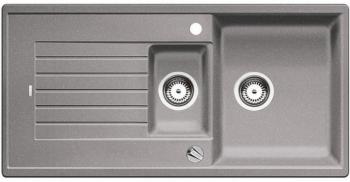 Blanco Zia 6 S aluminium SILGRANIT® PuraDur® II s excentrem (514733)