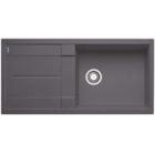 Blanco Metra XL 6 S šedá skála SILGRANIT® PuraDur® II bez excentru - 518880
