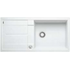 Blanco Metra XL 6 S bílý SILGRANIT® PuraDur® II s excentrem - 515280