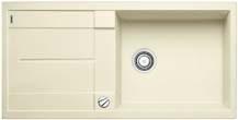 Blanco Metra XL 6 S jasmín SILGRANIT® PuraDur® II s excentrem - 515281