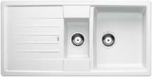 Lexa 6 S bílý SILGRANIT® PuraDur® II bez excentru - 514678
