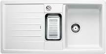 Lexa 6 S bílý SILGRANIT® PuraDur® II s excentrem - 514670