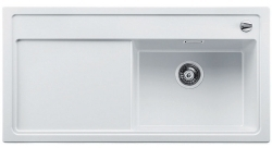ZENAR XL 6 S bílá SILGRANIT® PuraDur® II s excentrem (516953)