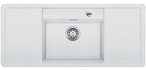 Alaros 6 S bílý SILGRANIT® PuraDur® II s excentrem - 516560