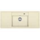 Blanco Alaros 6 S jasmín SILGRANIT® PuraDur® II s excentrem - 516561