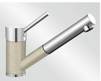 Antas-S písek/chrom tlaková SILGRANIT® -Look - 515353