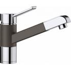 Blanco Zenos-S kávová/chrom SILGRANIT® -Look - 517827