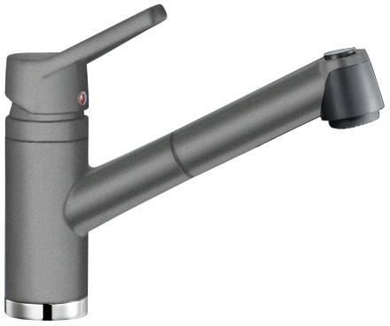 Actis-S aluminium SILGRANIT®-Look - 512919