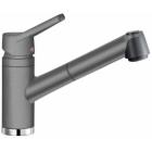 Blanco Actis-S aluminium SILGRANIT®-Look - 512919