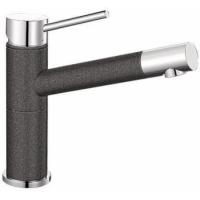 Blanco Alta Compact antracit/chrom SILGRANIT®-Look - 515323
