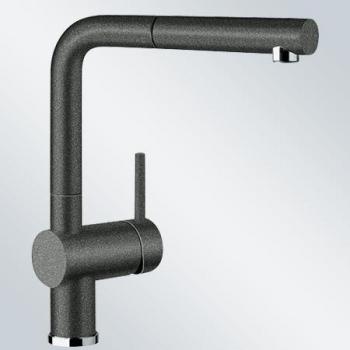 Linus-S antracit SILGRANIT®-Look - 516688