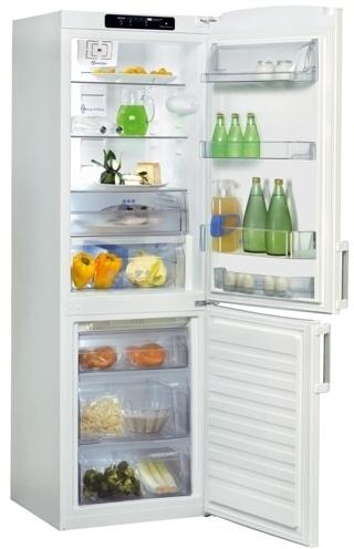 Chladnička kombinovaná volně stojící WBE 3323 NFW