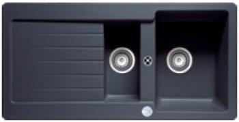 Teka LUGO 60 B-TG, černá metalická