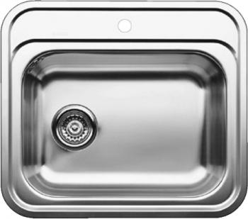 Blanco DANA-IF kuchyňský dřez nerez bez excentru - 514646