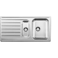 Blanco LIVIT 6 S nerez ocel profilovaný bez excentru - 514797