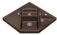 MODUS-M 90 kávová SILGRANIT® PuraDur® II s excentrem - 515085